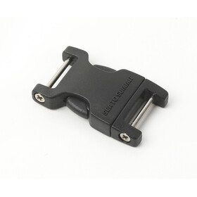 Sea to Summit Field Repair Buckle - Sangle - 15mm, Side Release, 2 Pin noir